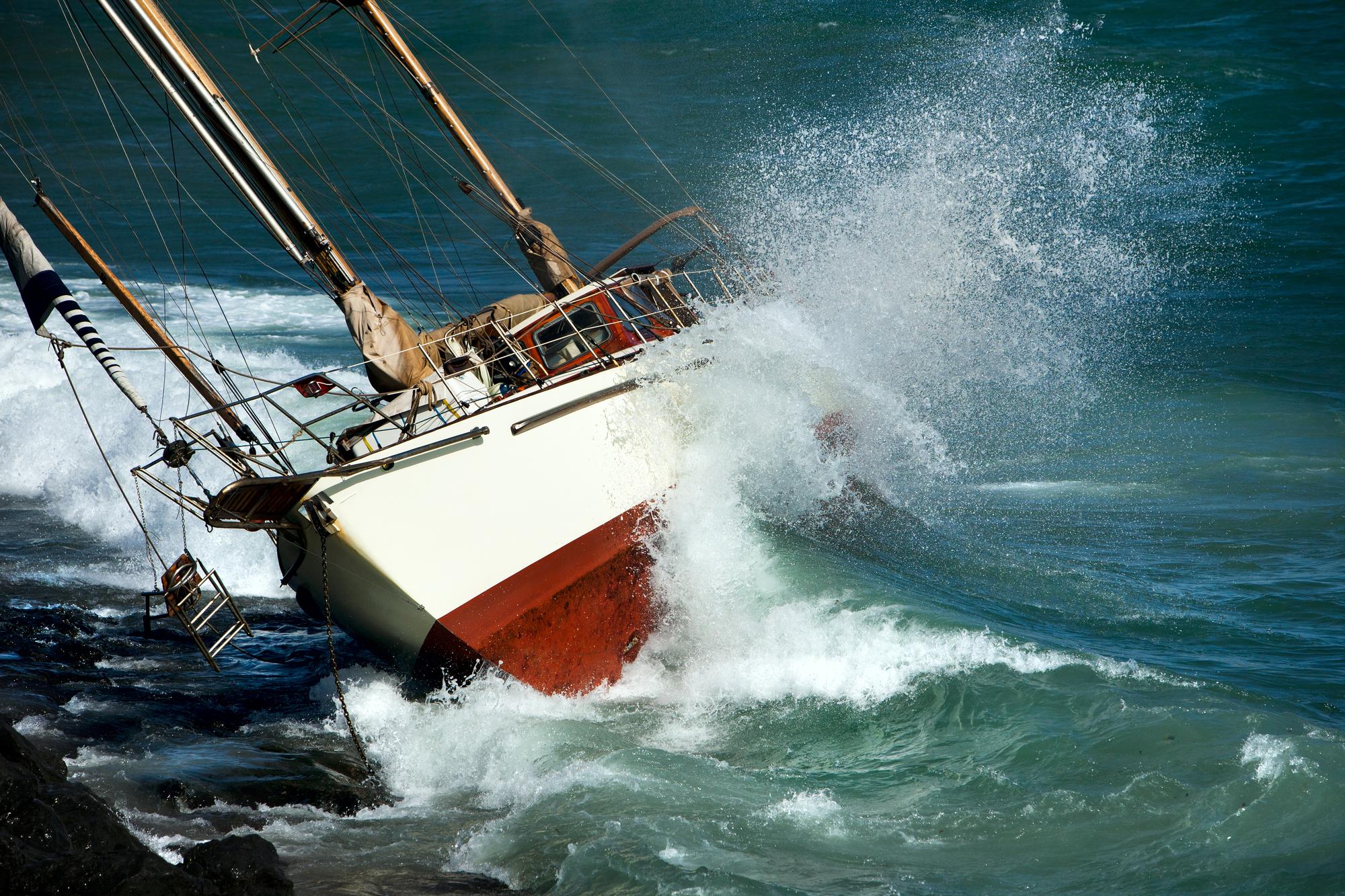 Страхование чартерной яхты