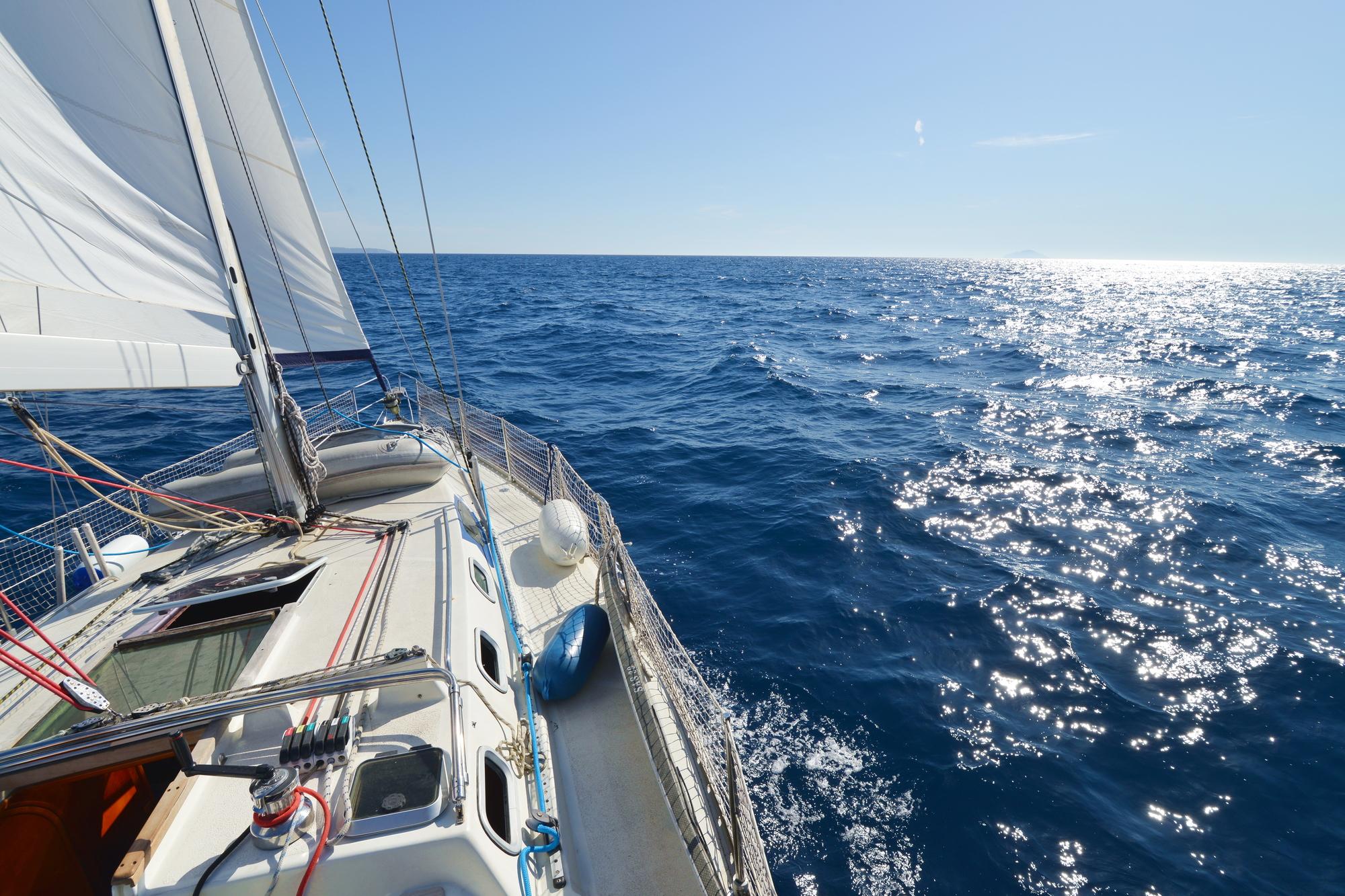 яхта море найти работа на яхте