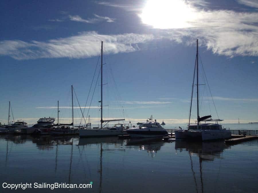 Отдых под парусом яхта купить