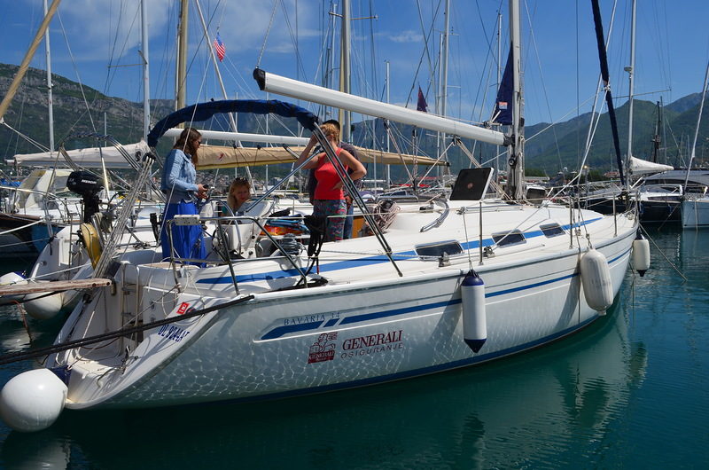 Аренды яхты в Черногории - стоимость