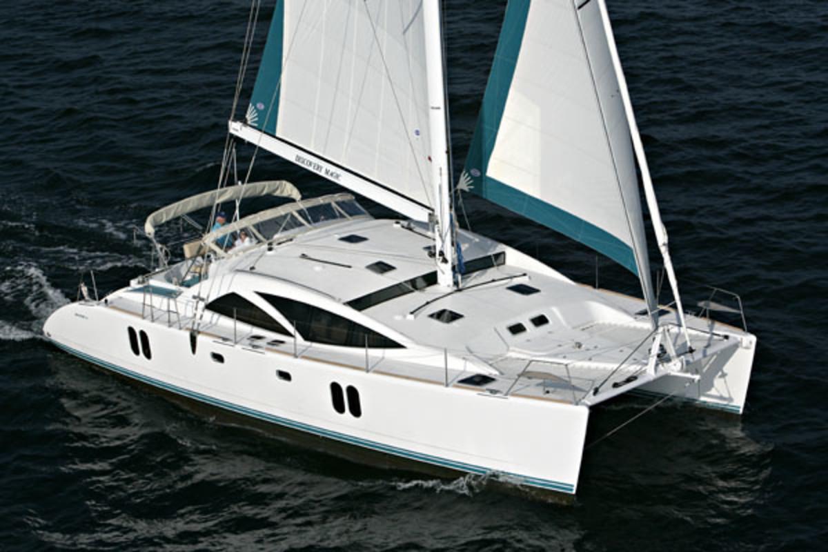 Discovery 50 Catamaran Mk II