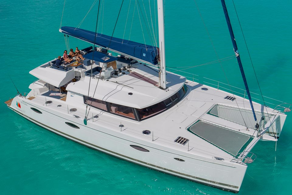 Fountaine Pajot 67 Victoria
