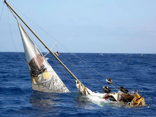 последствия течи на яхте