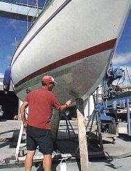 уход за корпусом лодки
