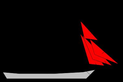 стаксель и кливер
