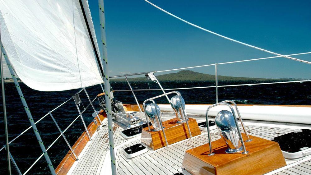 палубное оборудование яхты