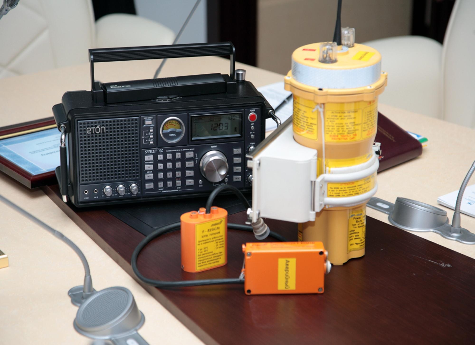 радиобуй в море