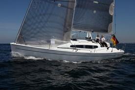 Парусная яхта Dehler 32