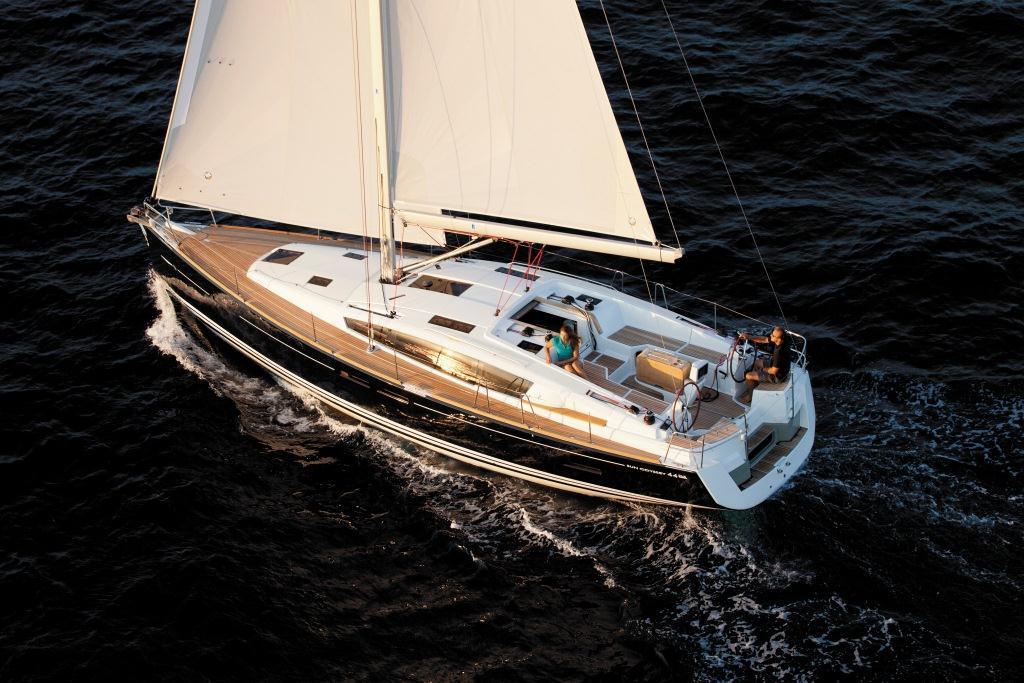 Парусная яхта Jeanneau Sun Odyssey 44 DS