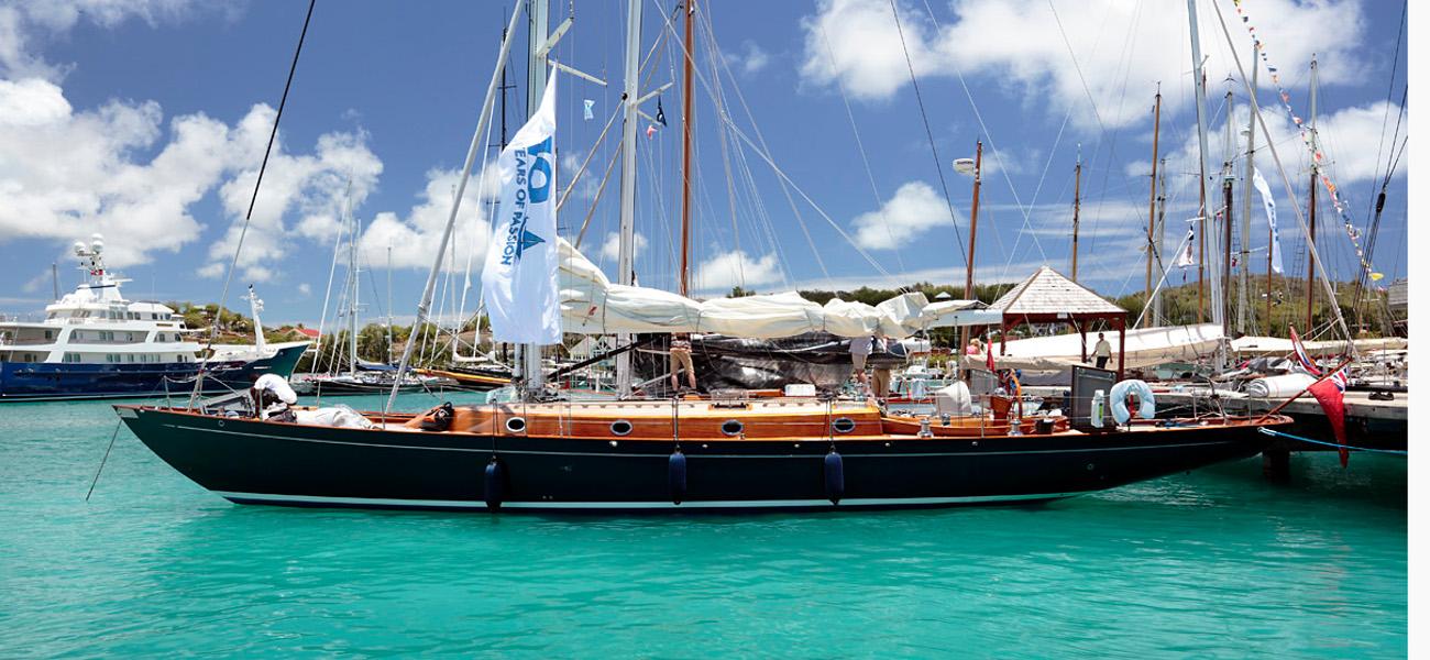 Парусная яхта Spirit 56