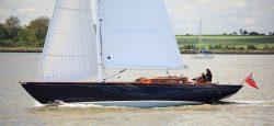 парусная яхта Spirit DH 57