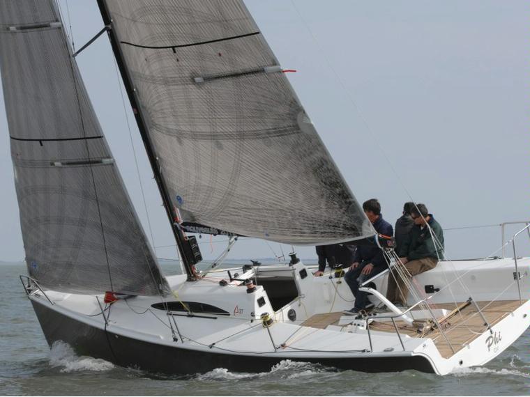Парусная яхта Bateaux Archambault A27