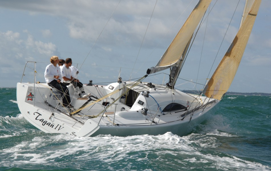 Парусная яхта Bateaux Archambault A31