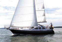 парусная яхта Nauticat 321
