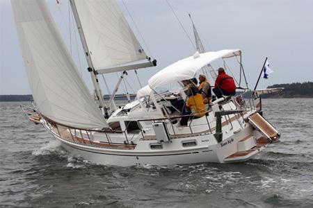 Парусная яхта Nauticat 351