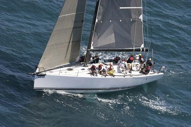 Парусная яхта dk yachts 46