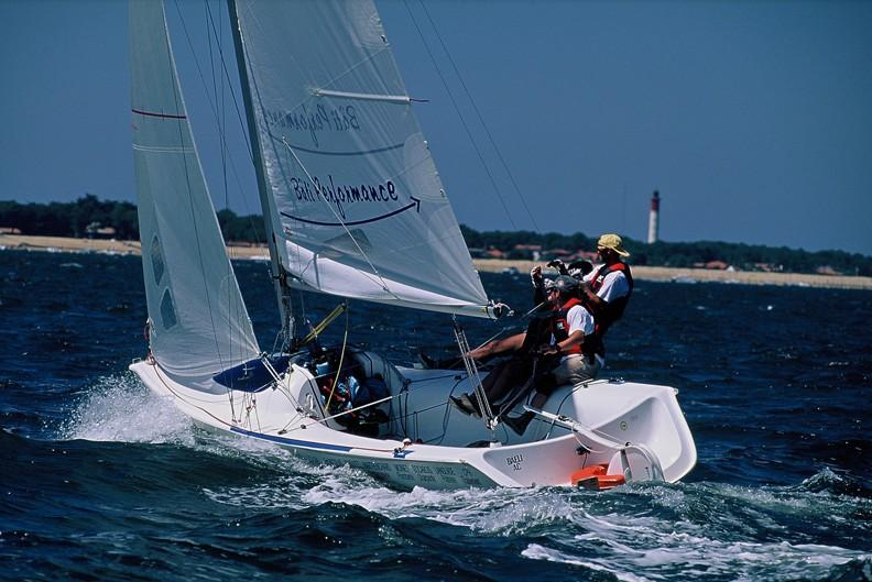 Парусная яхта Bateaux Archambault Sprinto