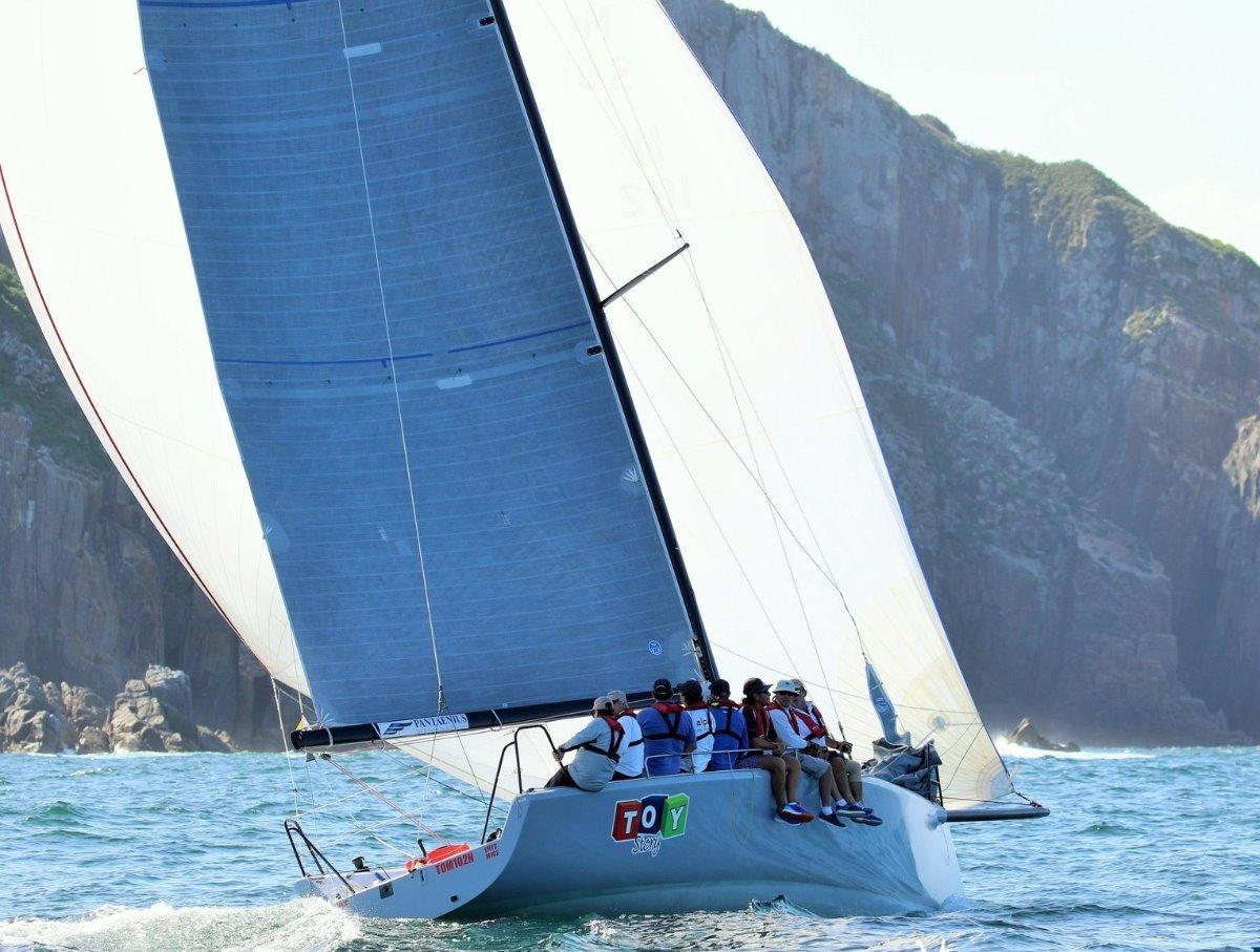 Парусная яхта dk yachts Farr 36
