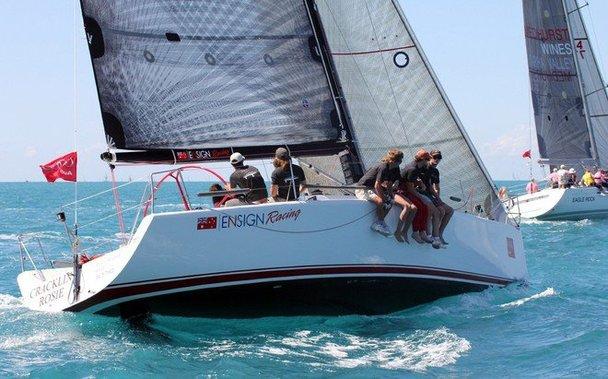 Парусная яхта dk yachts Farr 40