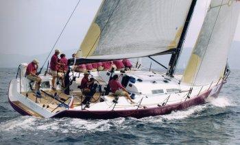 Парусная яхта dk yachts Farr 520