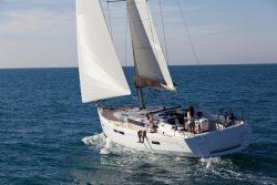 парусная яхта Jeanneau Sun Odyssey 479