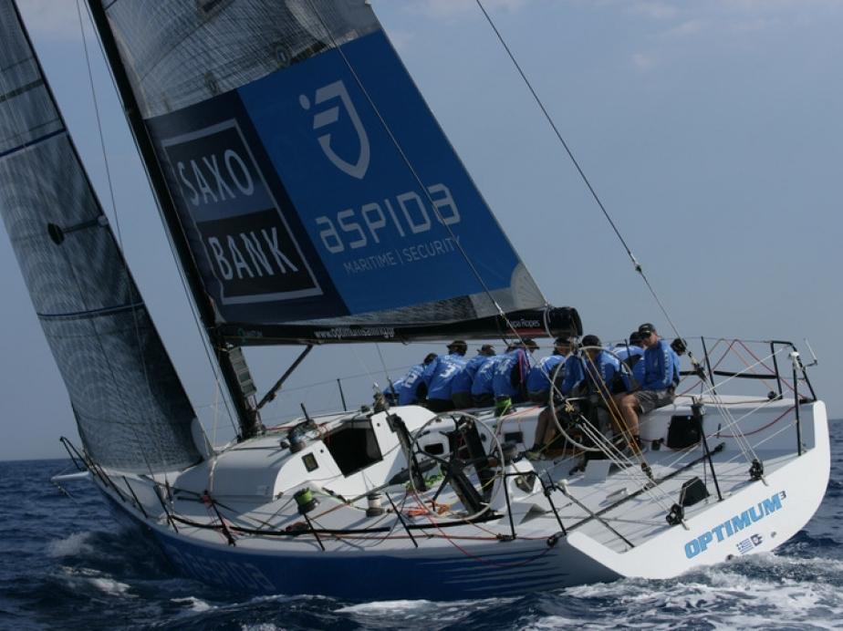 Парусная яхта dk yachts Farr 52