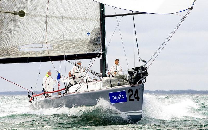 Парусная яхта dk yachts Force 24