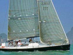 парусная яхта dk yachts Mumm 30