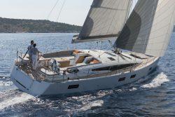 парусная яхта jeanneau 54