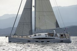 парусная яхта jeanneau 64