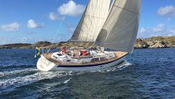 парусная яхта Hallberg-Rassy 40 Mk II