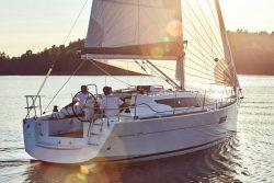 парусная яхта Jeanneau Sun Odyssey 319