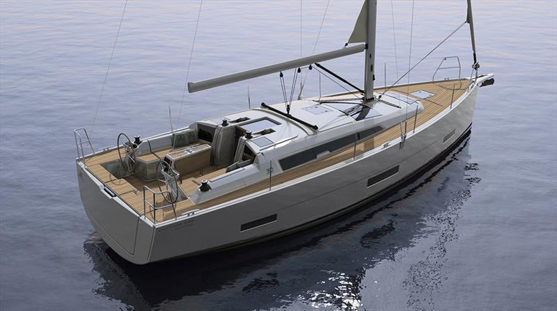 Парусная яхта Dufour Grand Large 390