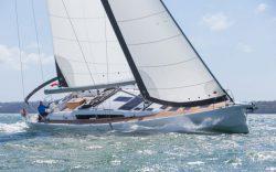 парусная яхта Dufour Exclusive 56