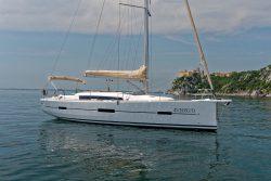 парусная яхта Dufour Grand Large 412