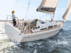 парусная яхта Hanse 348