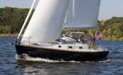парусная яхта Tartan 345