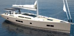 парусная яхта hanse 675