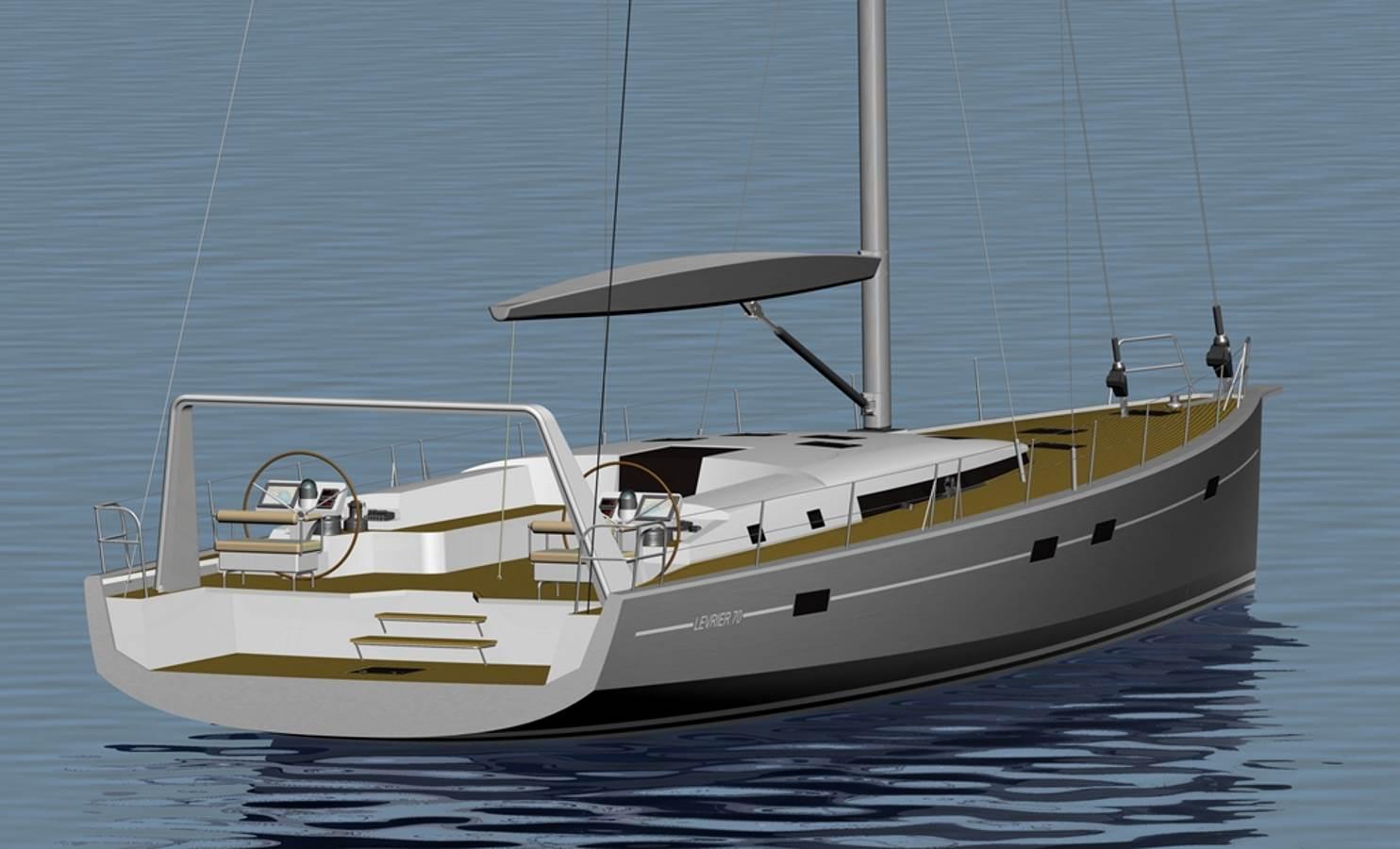 Парусная яхта Alubat Cigale 22