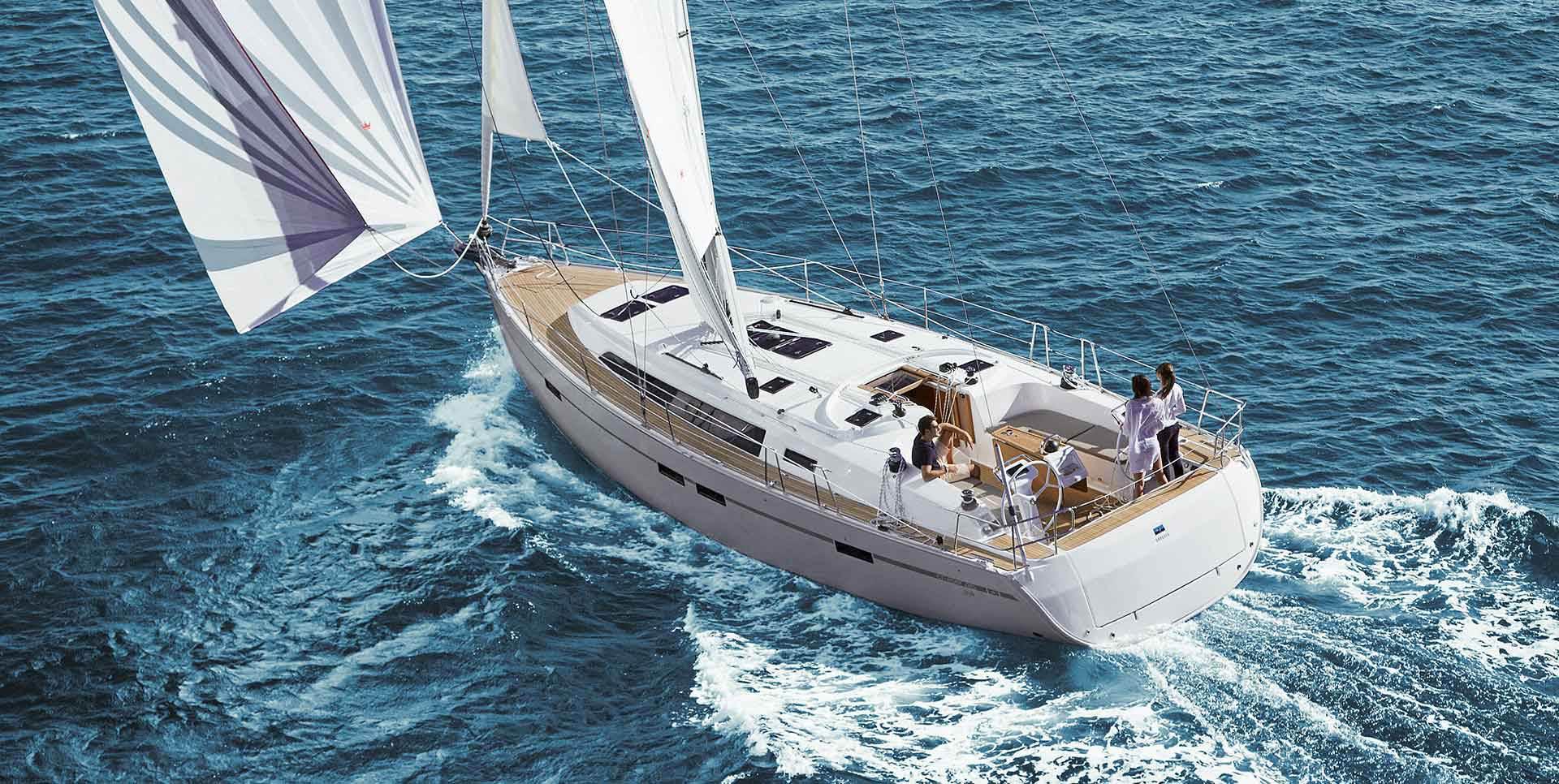 Парусная яхта Bavaria 46 Cruiser