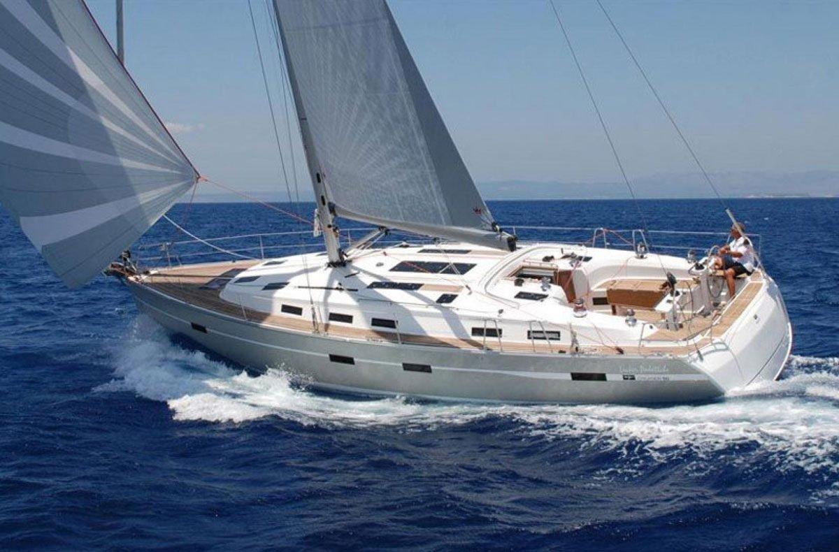 Парусная яхта Bavaria 51 Cruiser