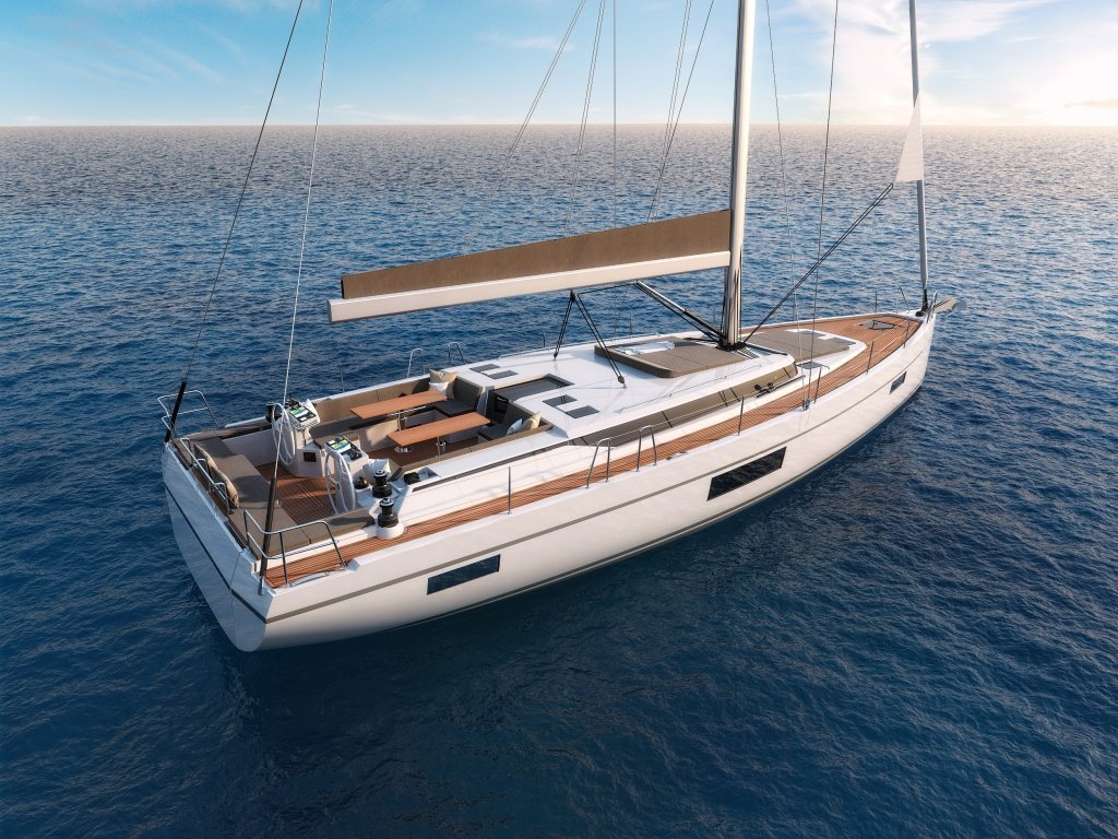 Парусная яхта Bavaria C57