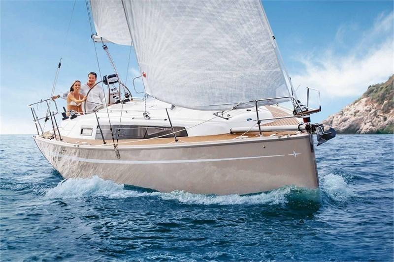 Парусная яхта Bavaria CRUISER 34