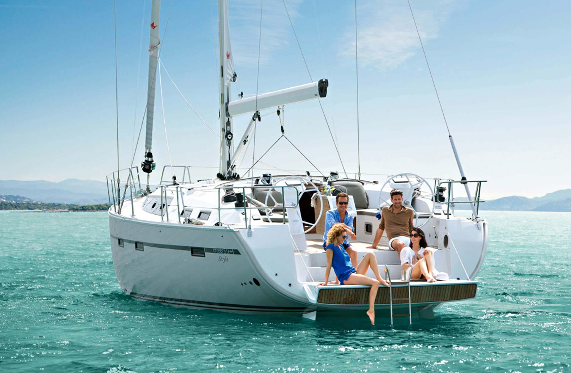 Парусная яхта Bavaria CRUISER 51 STYLE