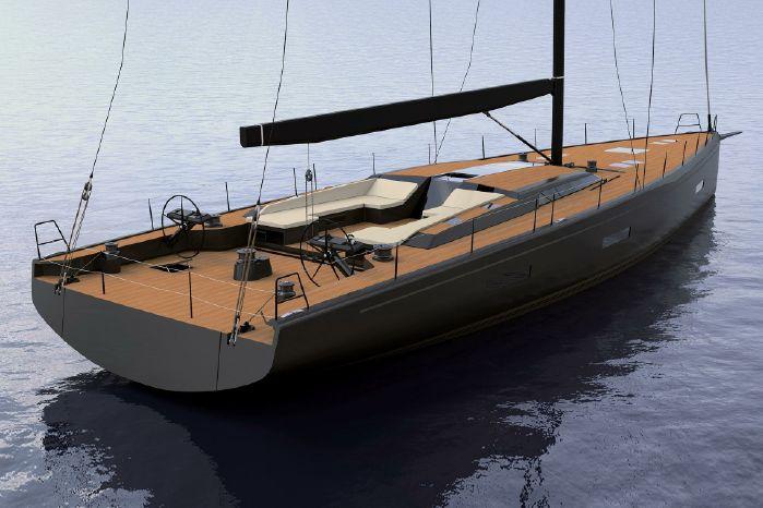Парусная яхта Grand Soleil 80