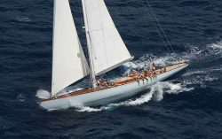парусная яхта Spirit 100