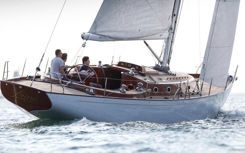Парусная яхта Spirit 50CR