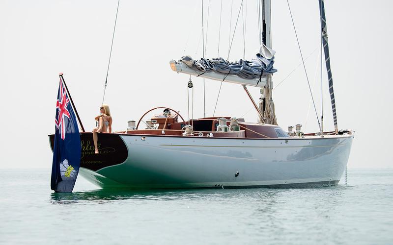 Парусная яхта Spirit Classic 65