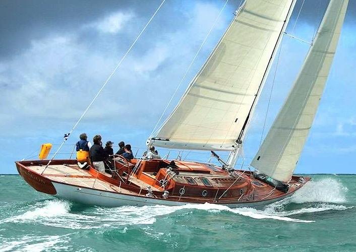 Парусная яхта Spirit Classic 76