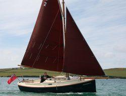 парусная яхта Cornish Crabbers 24 MKV